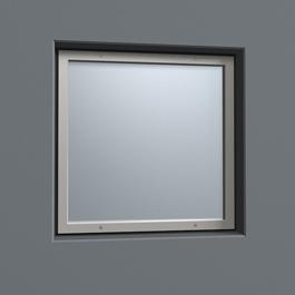 Окно рентгенозащитное 356х356 (экв. 2,5мм Рв)