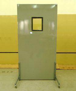 Ширма рентгенозащитная с окном (экв. 1,0 мм Рв)